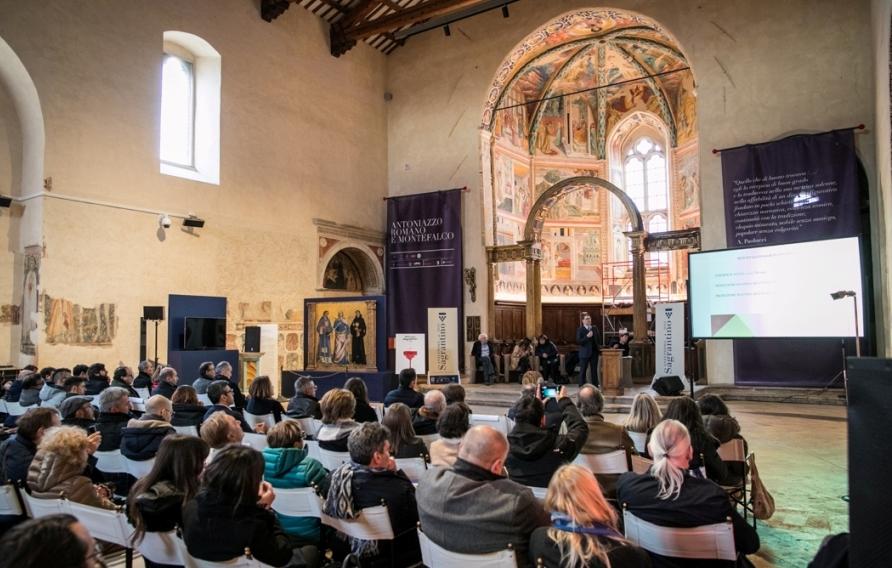 Anteprima Montefalco Sagrantino DOCG 2014 - Convegno di Apertura