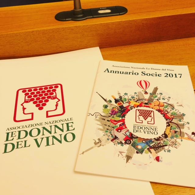 Corsi di formazione con l'Associazione Nazionale Le Donne del Vino