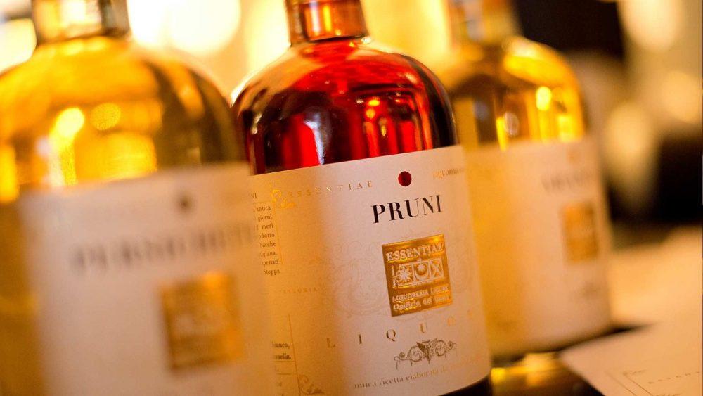 Essentiae Liquoreria Ligure - Pruni