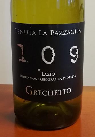 Lazio Igp Grechetto 109