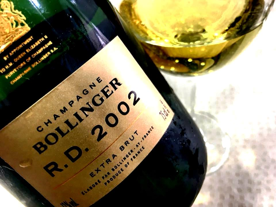 Armonia - Champagne Bollinger R.D.2002