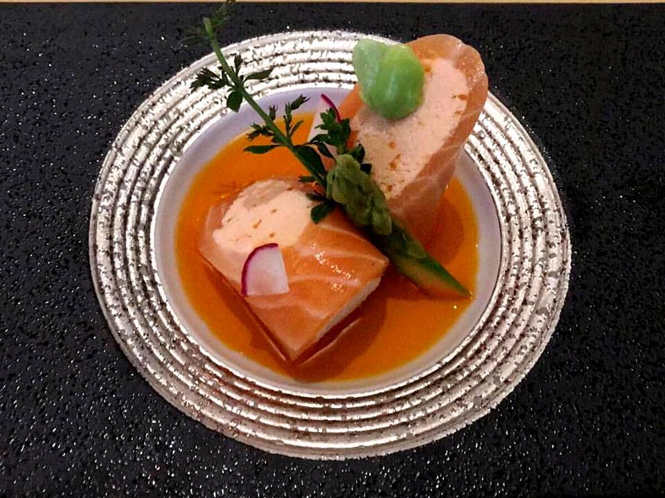 Shinto - Maki di Salmone & La Sua Mousse