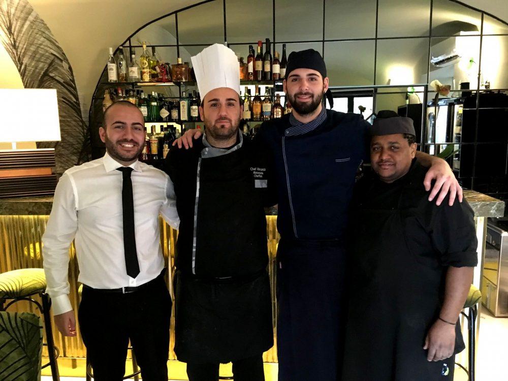 I Faraglioni - La Squadra dI Sala & Cucina