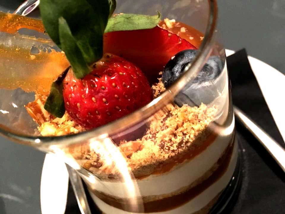 Shinto - Cheesecake al Bicchiere