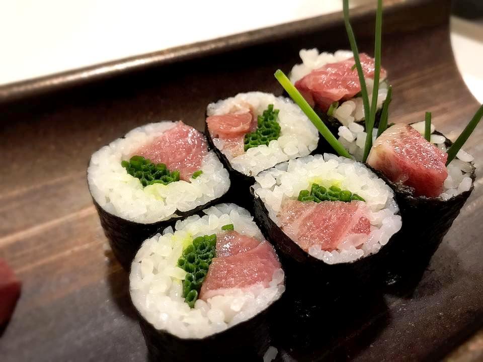 Aka Sushi, Negitoro Hosomaki