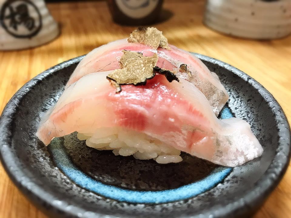 Aka Sushi, Truffle Nigiri
