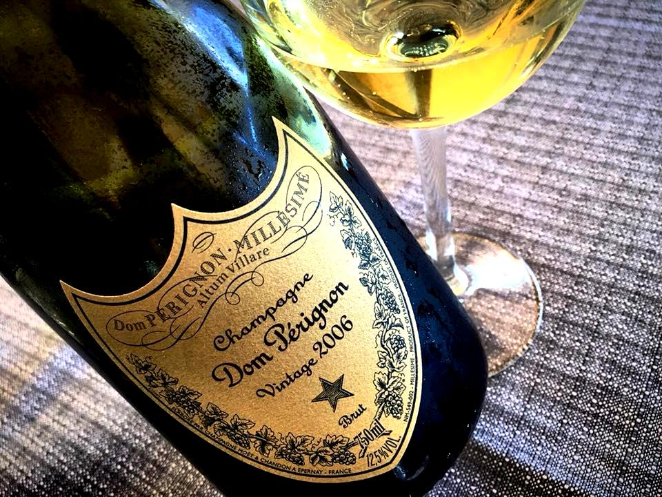 I Re Di Napoli, Champagne Dom Perignon Vintage 2006