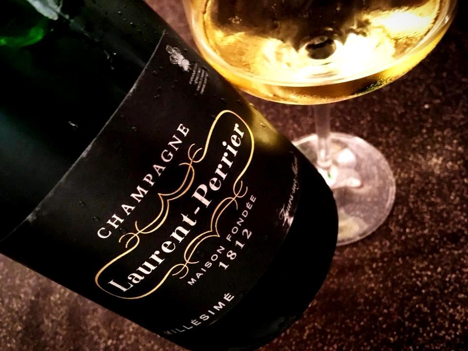 Ristorante Emozioni, Champagne Laurent-Perrier Millesime' 2006