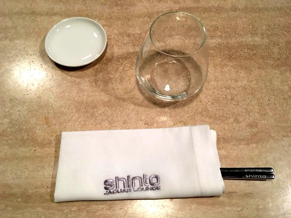 Shinto - La Mise en Place di Shinto