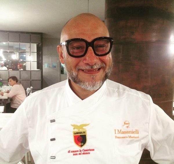 Francesco Martucci pizzeria i Masanielli