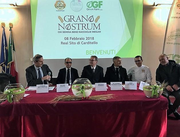 Grano Nostrum 8 febbraio 2018