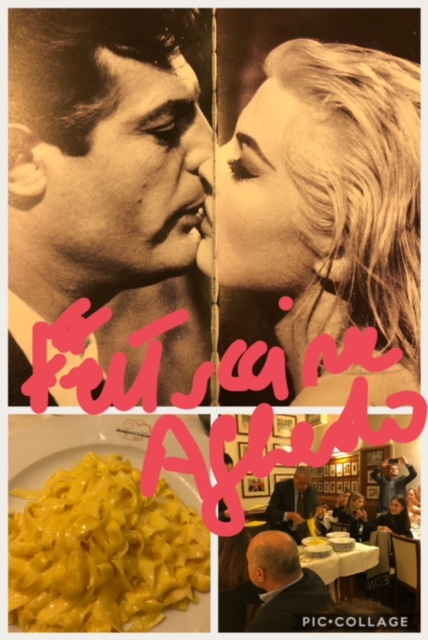 Fettuccine Alfredo Day