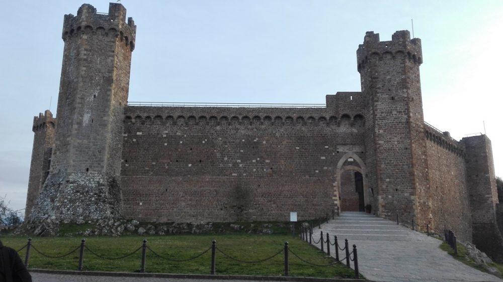 Anteprime Toscane 2018, La fortezza