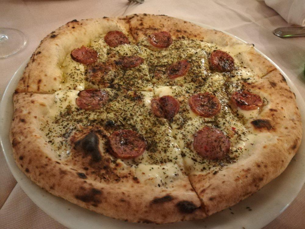La Lanternina - La pizza Minestra Maritata