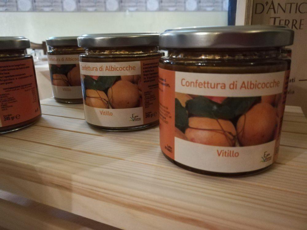 La Marmellata di Albicocca Pellecchiella