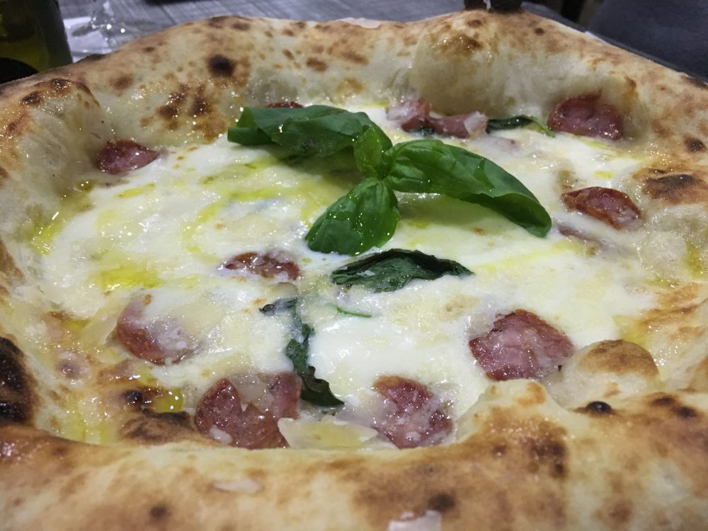 La Spiga - Pizza Casertana Dop