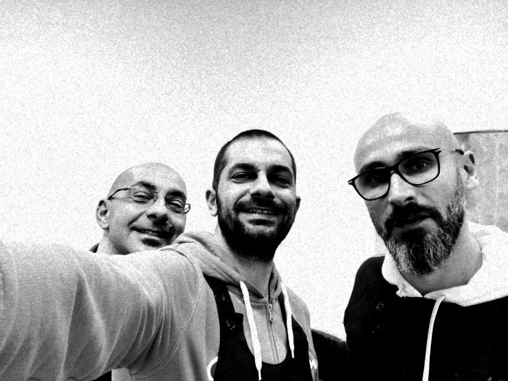 Luciano, Giancarlo, Michele