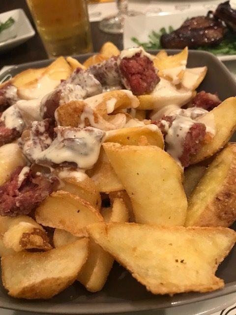 Mannaia, patate