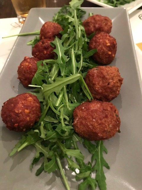 Mannaia - Polpette di carne mista fritte