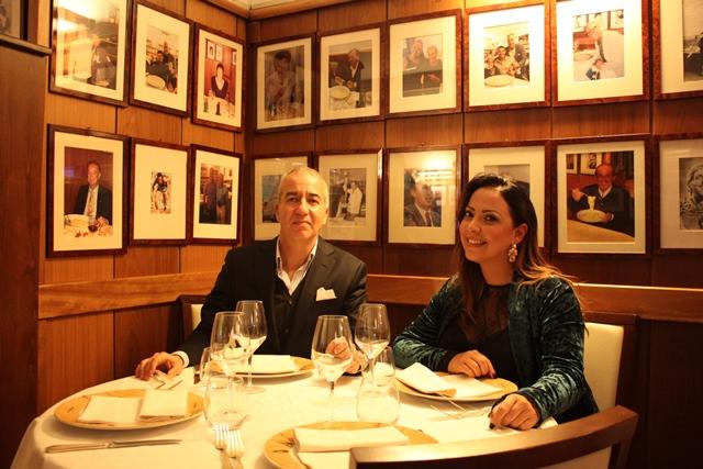 Mario Mozzetti e Veronica Salvatori
