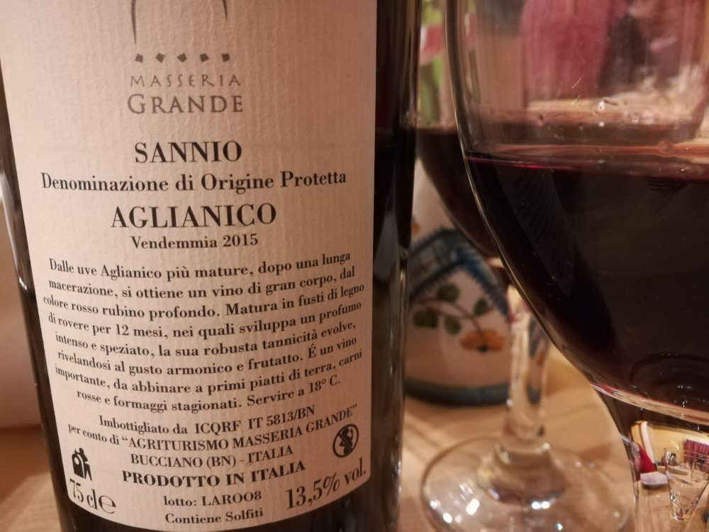 Masseria Grande - Il Vino