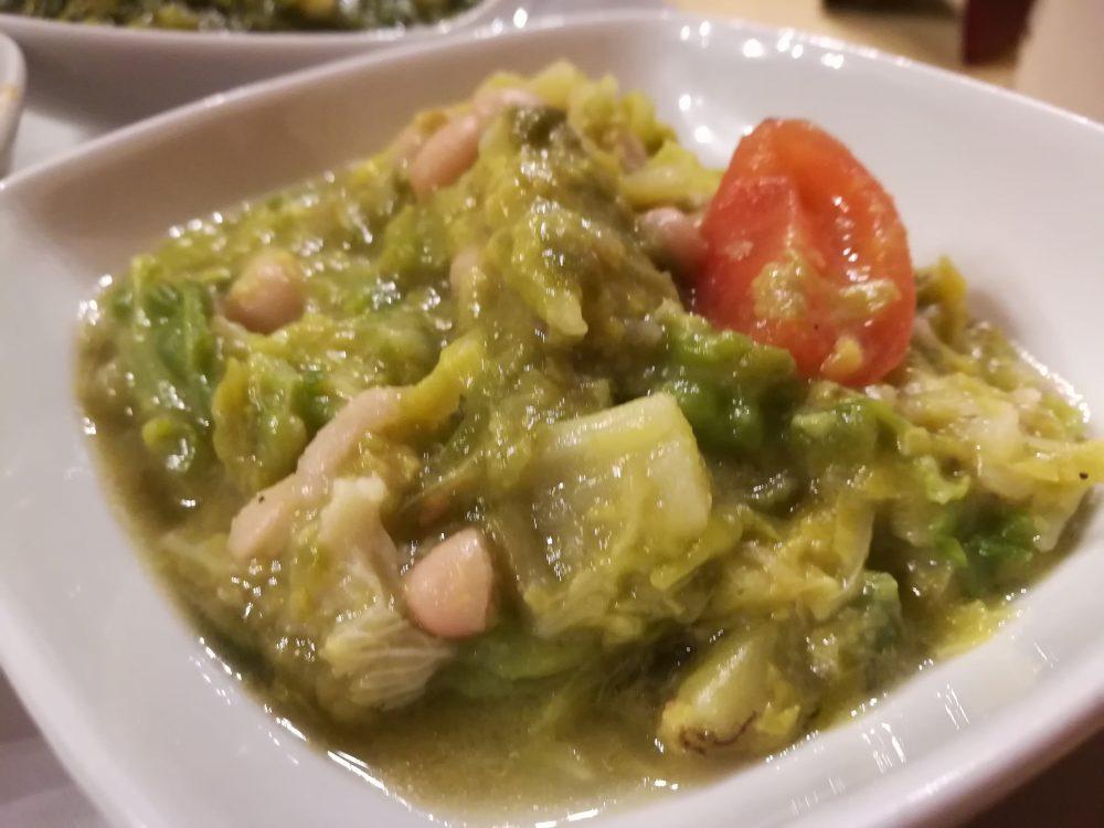 Masseria Grande - La zuppetta di verza e fagioli