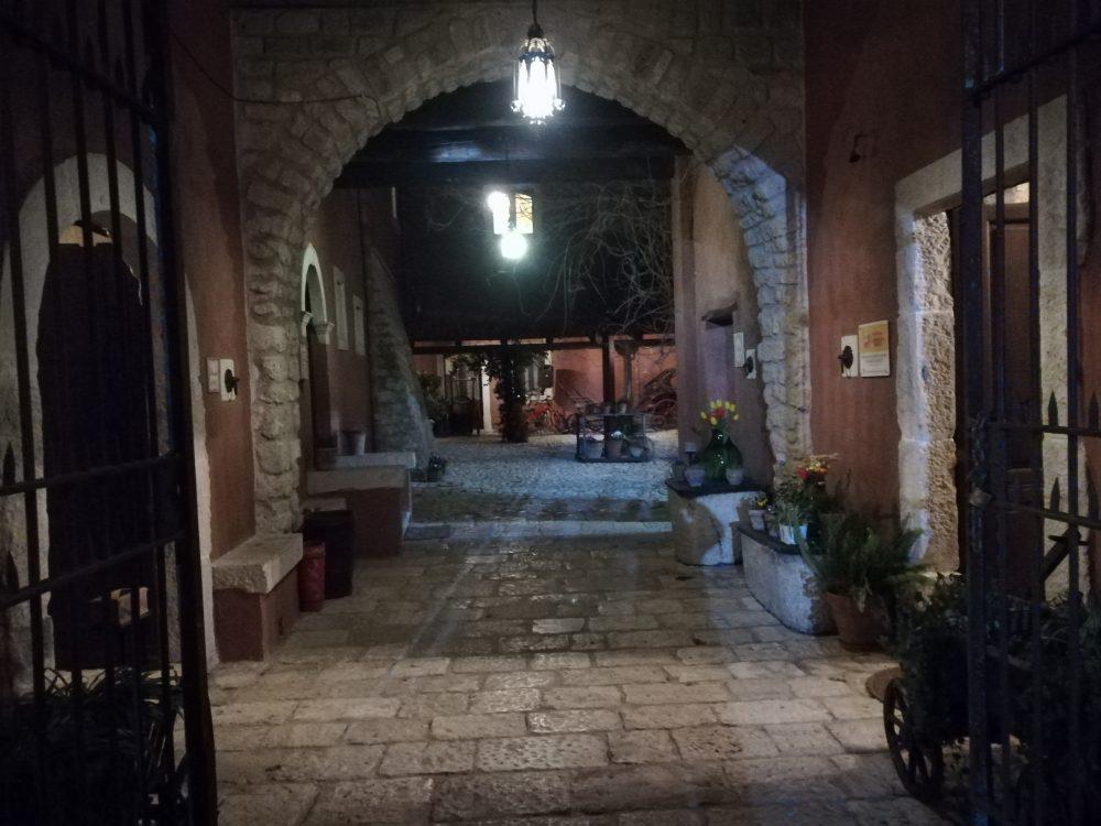 Masseria Grande - L'ingresso