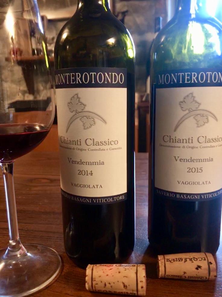 Monterotondo - Chianti classico 2014 - 2015