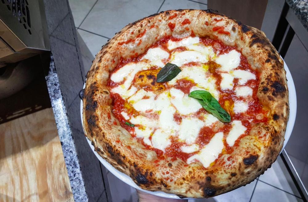 Pizza di Michele Fuccio