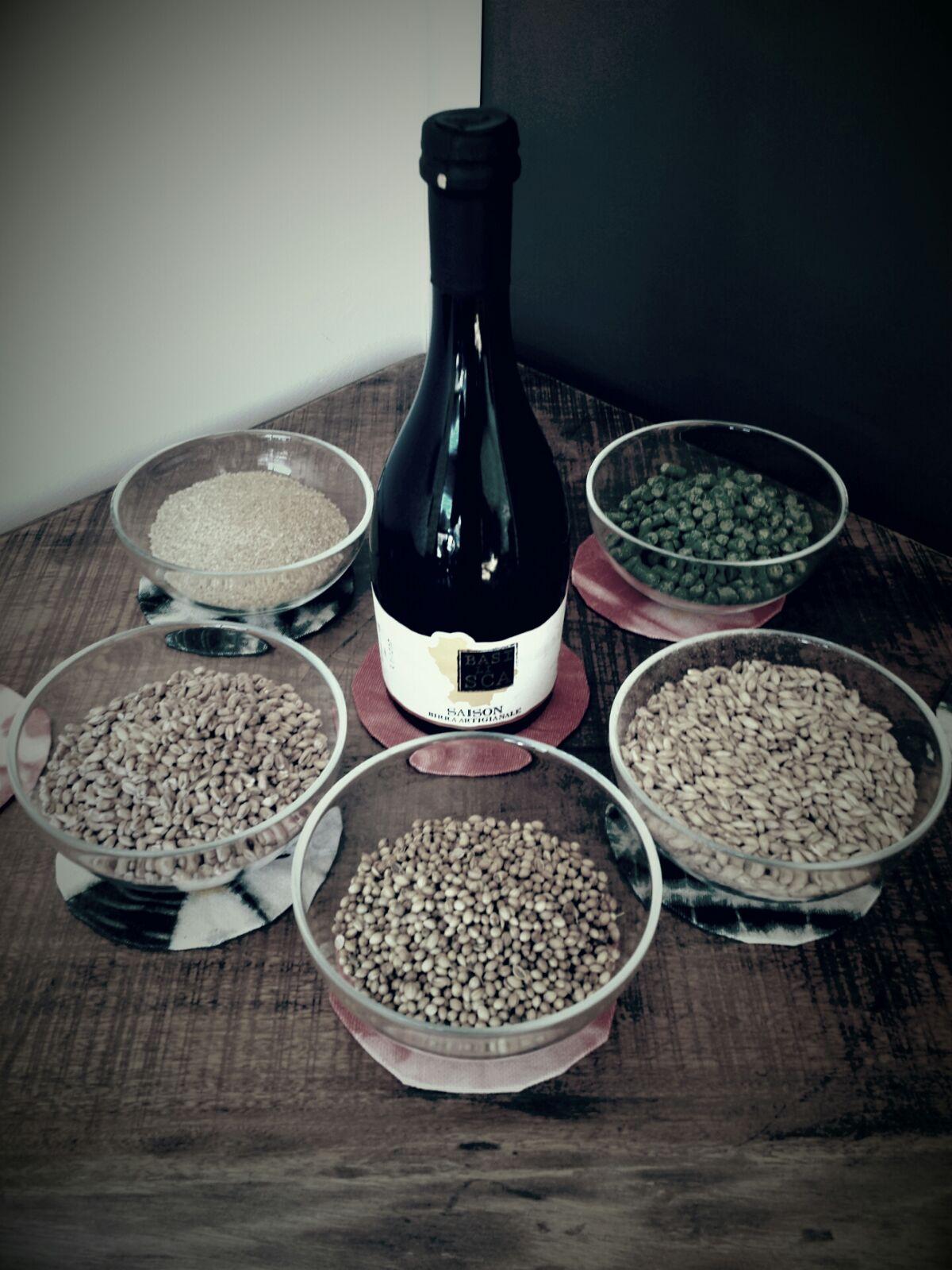 Potenza - birra