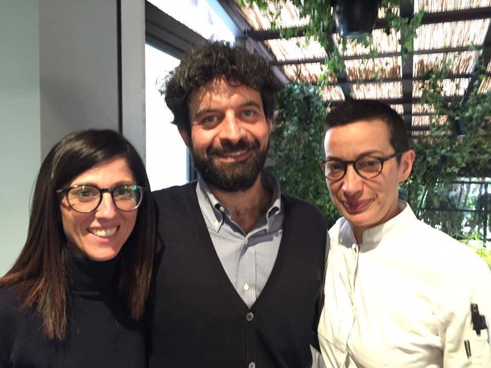 Sabrina Romito, Valerio Capriotti e Gaia Giordano
