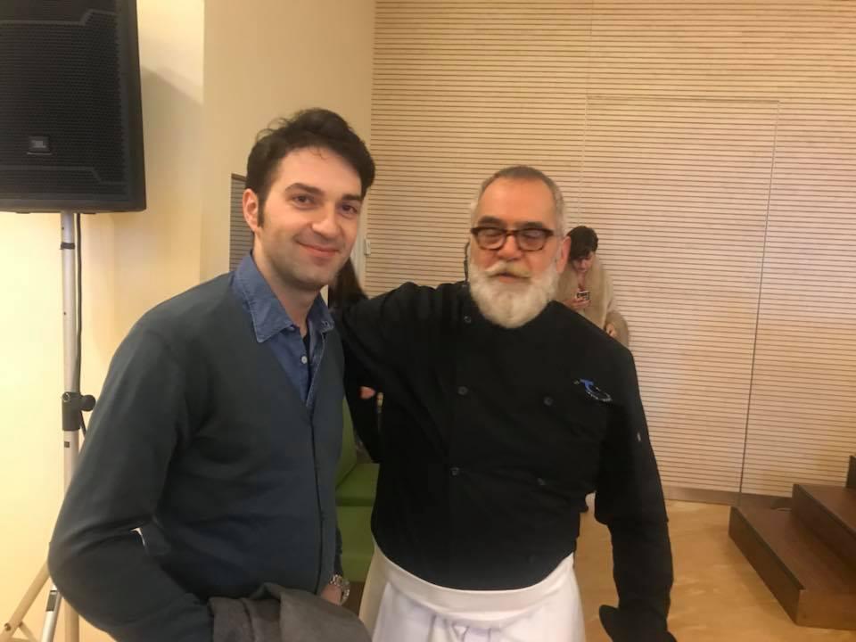 Salvatore Tassa e Martino Ruggieri