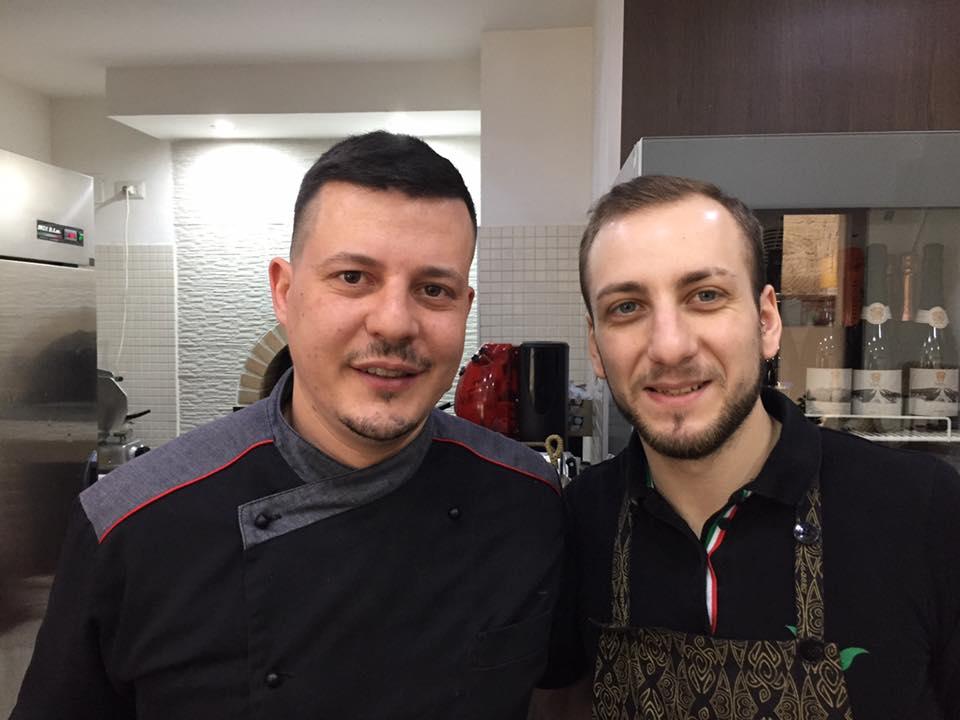 Saporitaly, lo chef Antonio Magliacane con Marco