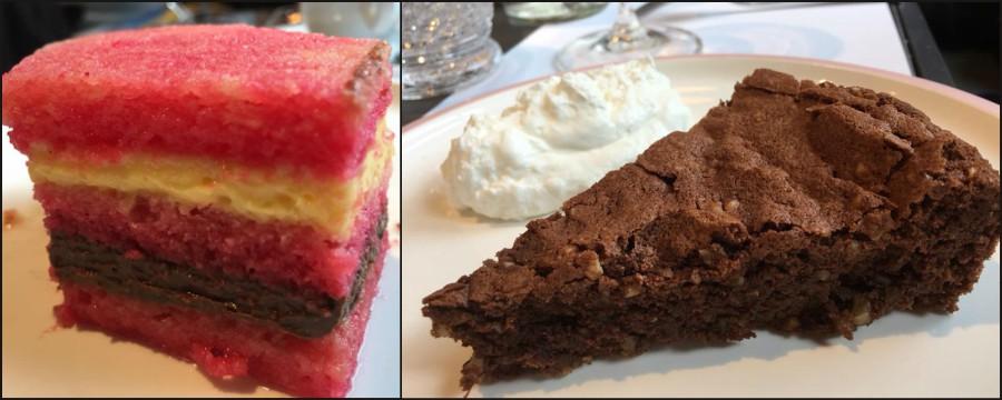 Spazio Roma, Pane e Caffe', il dessert