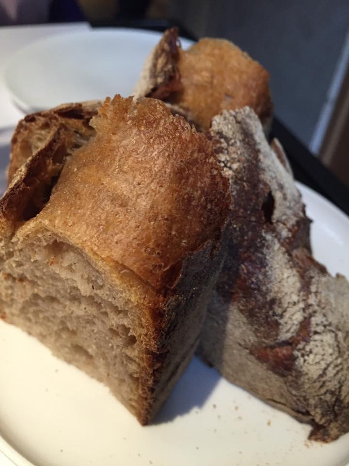 Spazio Roma, pane di grano saragolla