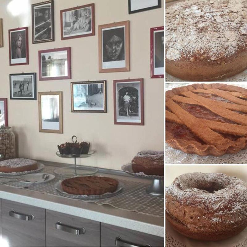 Tenuta Borgo Santa Cecilia, la colazione