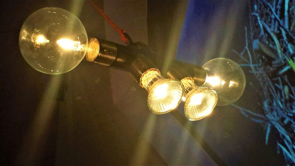 Dry, lampada