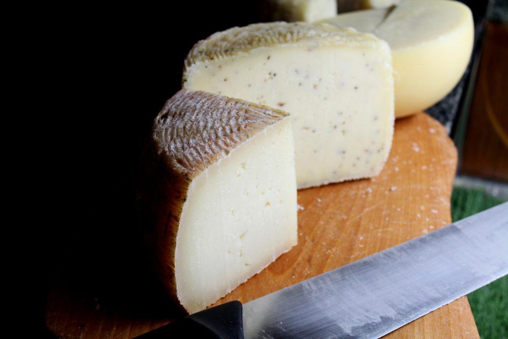 Osteria l'Elfo - formaggi tradizionali