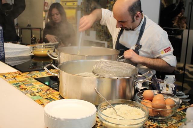 La carbonara - La ricetta dello chef Cotugno di Eataly