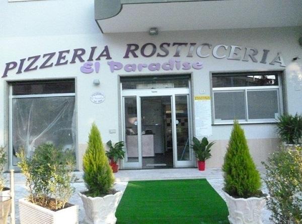Pizzeria el Paradise