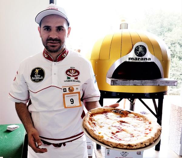 Pizzeria il Monfortino, Francesco di Ceglie