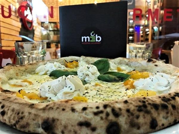 Meb Pizzeria Gourmet