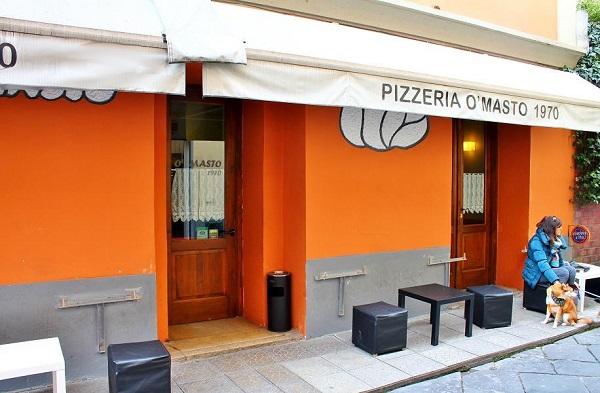 Pizzeria O' Mast