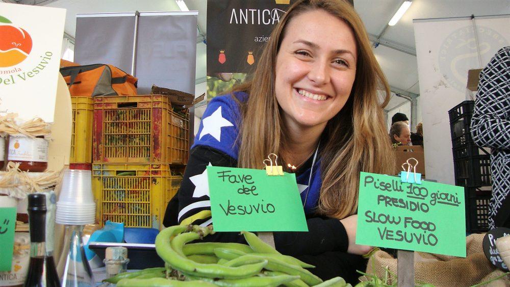 Leguminosa 2018 – il neo arrivato Presidio Slow Food del Vesuvio – Piselli 100 giorni