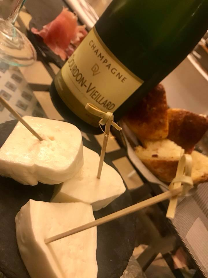 La Tradizione, champagne