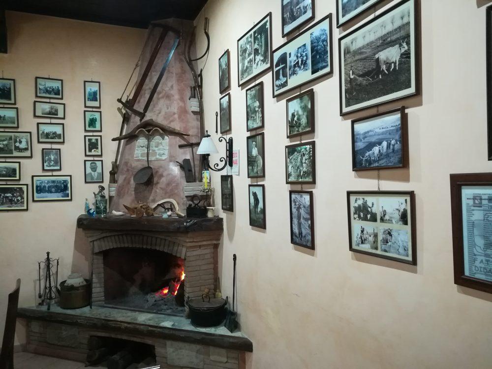 Azienda Agrituristica Collina di Roseto - Le foto di antichi mestieri