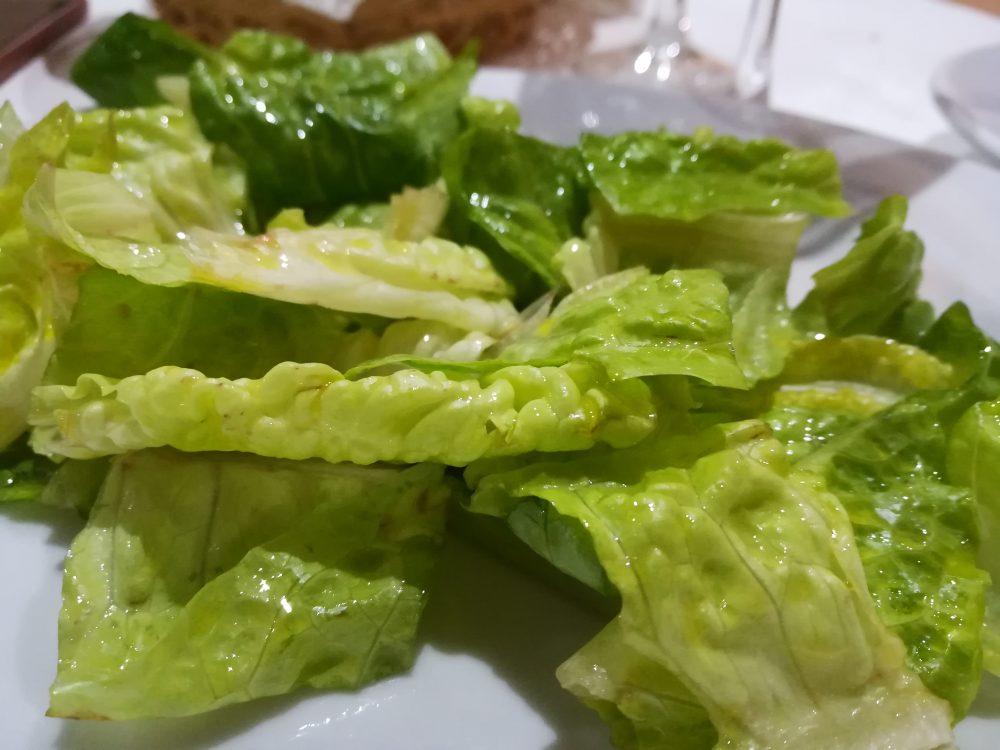 Azienda Agrituristica Collina di Roseto - L'insalata