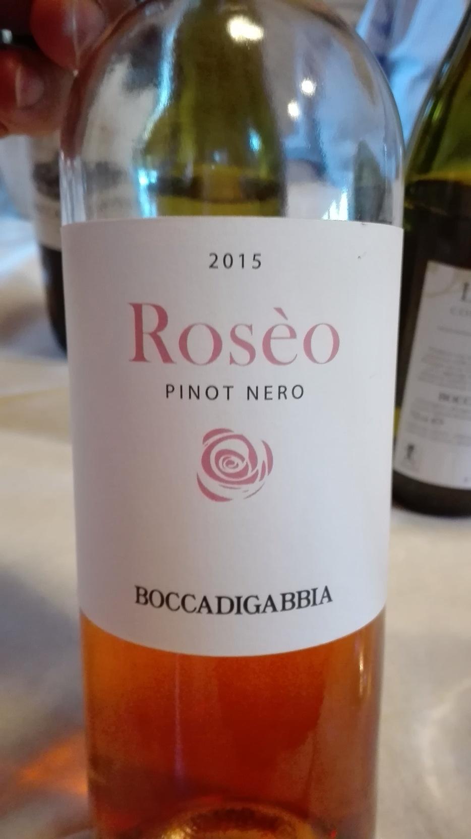 Azienda Boccadigabbia - Roseo