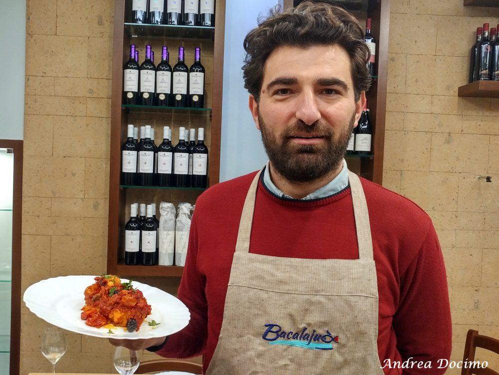 Bacalajuo' ad Acerra. Luigi Esposito