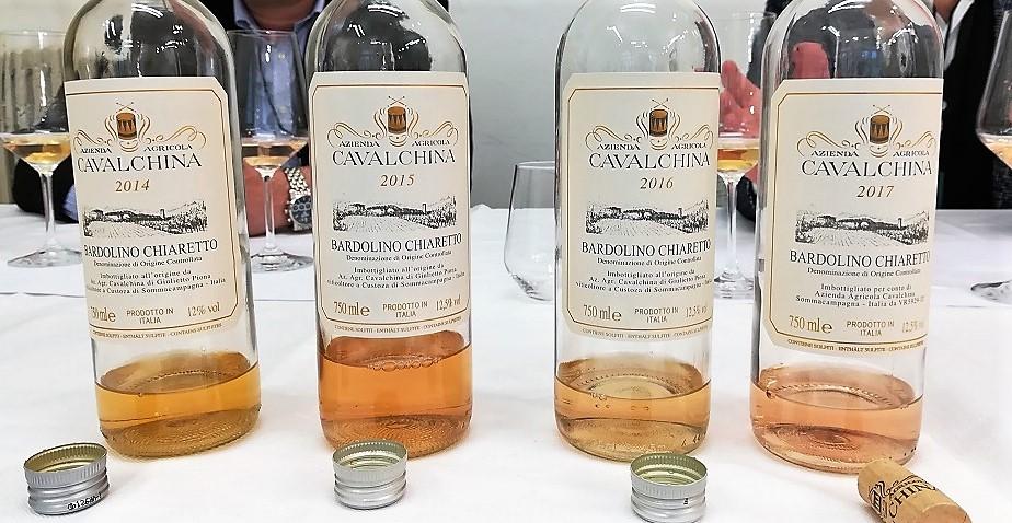 Bardolino Chiaretto - Cavalchina